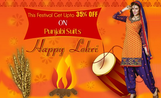 Sale on Punjabi Suits