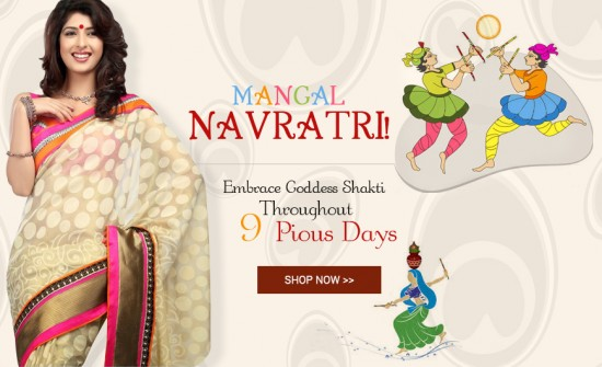 Navratri Sale Deals
