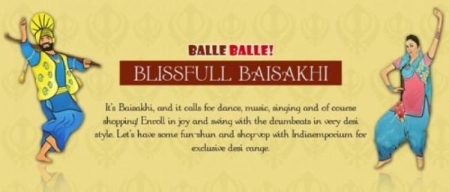 Baisakhi Offers