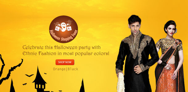Indiaemporium halloween shopping fever