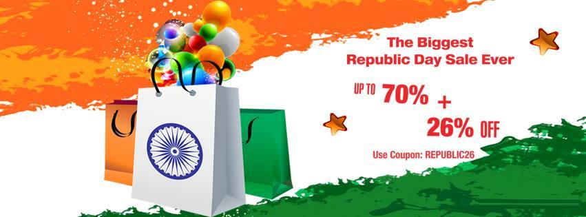 India Emporium Republic Day Sale