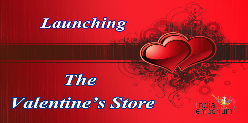 Launching the Valentine's Store