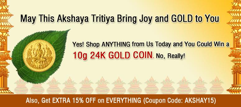 Akshaya Tritiya Offer