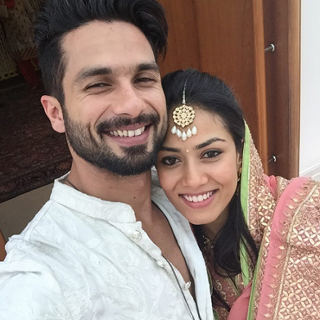 Shahid Kapoor Hitched