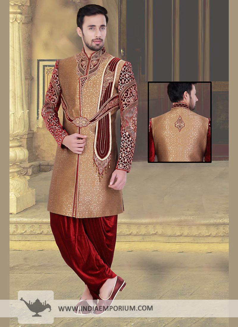 Royal India Mens Sherwani Collection