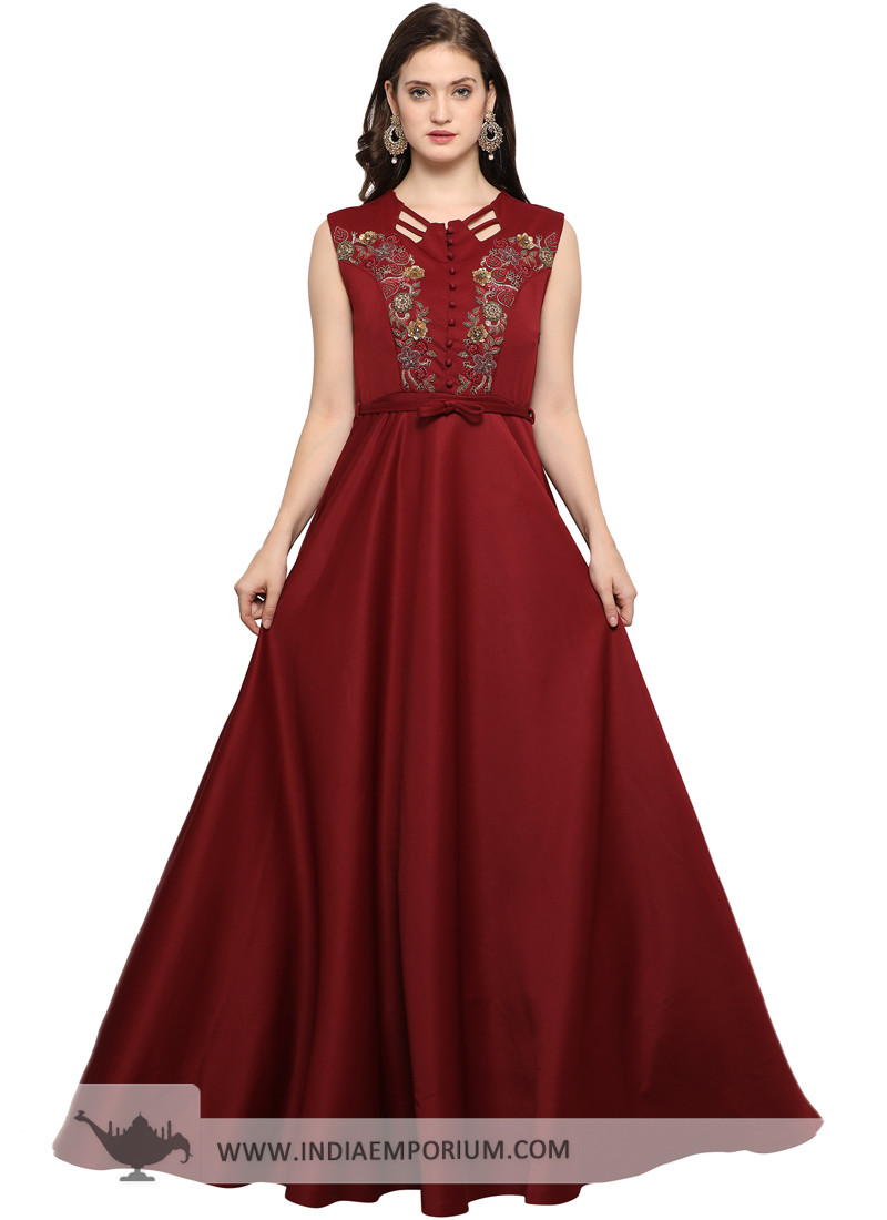 India Emporium Blog » party wear gown online