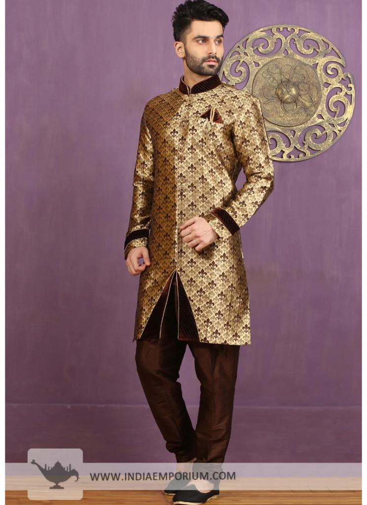bb5c308ea8 India Emporium Blog » Blog Archive » Finding Wedding Sherwanis For ...