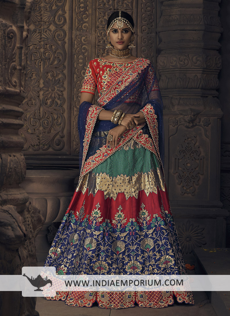 0dafb8584003 If you too are looking for an engagement lehenga for Indian bride, my  suggestion is that you look at IndiaEmporium, because they offer one of the  widest ...