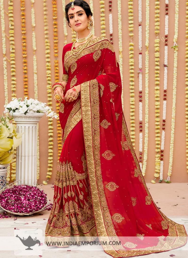 Bollywood Indian Firozi Saree Sari Bridal Wedding Pakistani Saree Party Wear TZ