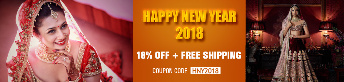 New Yar offer - extra 18% off plus free worldwide shipping